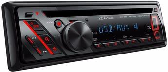 Produktfoto Kenwood KDC-102UR