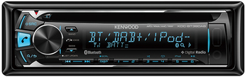 Produktfoto Kenwood KDC-BT39DAB