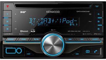 Produktfoto Kenwood DPX406DAB