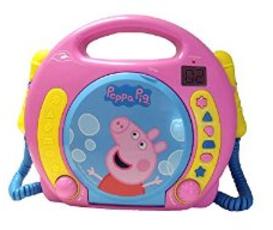 Produktfoto Ingo PPS003Z Peppa PIG CD Boombox