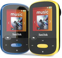 Produktfoto Sandisk Sansa CLIP Sports