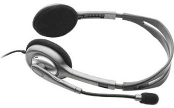 Produktfoto Logitech H111 Stereo Headset