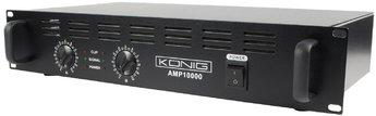 Produktfoto König Electronic PA-AMP10000-KN