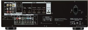 Produktfoto Denon AVR-X520BT
