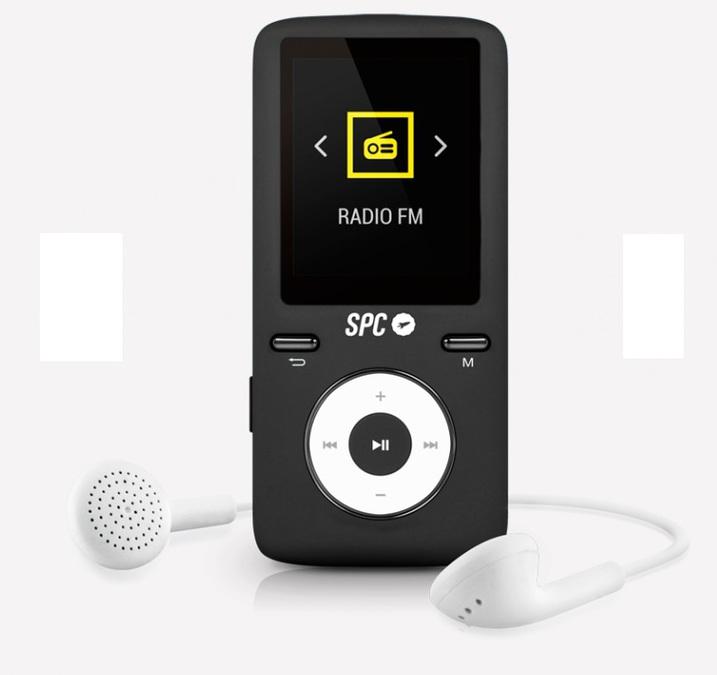 Spc Spc 8488d Sound Colour 2 Mp3 Player Tests Erfahrungen Im Hifi