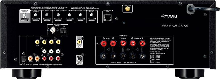 yamaha rx v479 av receiver tests erfahrungen im hifi forum. Black Bedroom Furniture Sets. Home Design Ideas