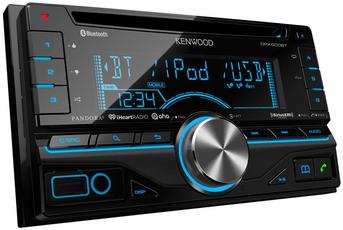 Produktfoto Kenwood DPX-500BT