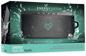 Produktfoto Energy Sistem 421749 Music BOX Aquatic