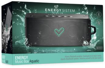 Produktfoto Energy Sistem Music BOX Aquatic