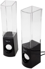 Produktfoto TEC PLUS Dancing Color JET Water Speaker