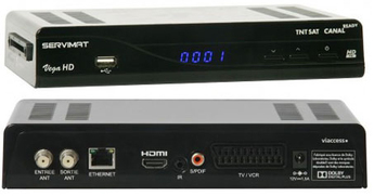 Produktfoto Servimat VEGA HD