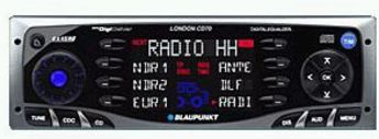 Produktfoto Blaupunkt London CD 70