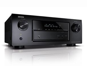 Produktfoto Denon AVR-X3200W