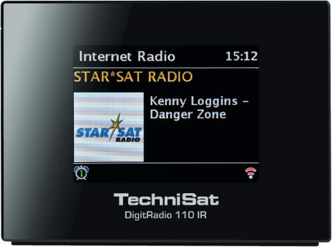 technisat digitradio 110 ir dab dab tuner radio tests. Black Bedroom Furniture Sets. Home Design Ideas