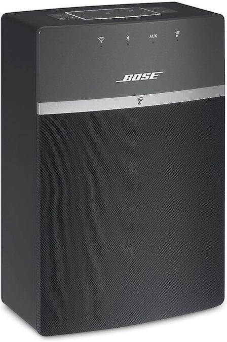 bose soundtouch 10 wireless lautsprecher tests. Black Bedroom Furniture Sets. Home Design Ideas