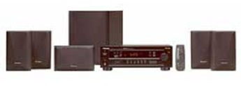 Produktfoto Pioneer HTP-105 (VSX-430 + S-HS100)