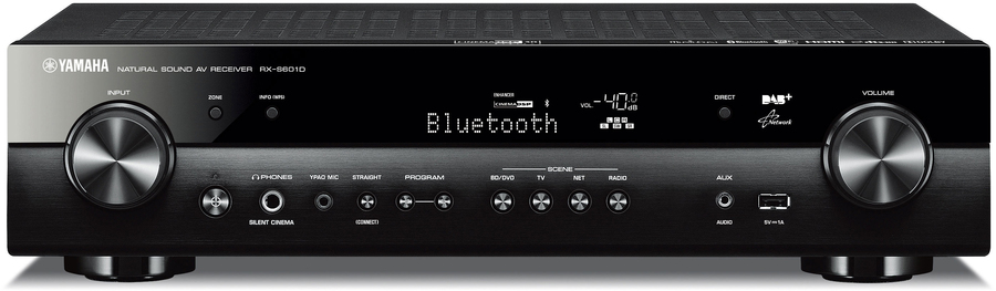 yamaha rx s601 dab av receiver tests erfahrungen im. Black Bedroom Furniture Sets. Home Design Ideas