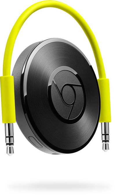 Produktbild google chromecast-audio