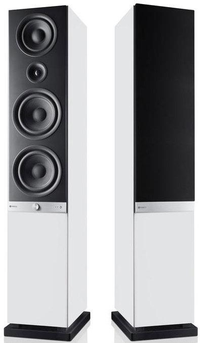 teufel raumfeld stereo l slave kompaktlautsprecher tests. Black Bedroom Furniture Sets. Home Design Ideas