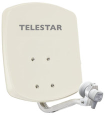 Produktfoto Telestar 5103333 Digihd TS 3 + Alurapid 33