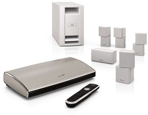 bose lifestyle 520 surround lautsprechersystem tests. Black Bedroom Furniture Sets. Home Design Ideas