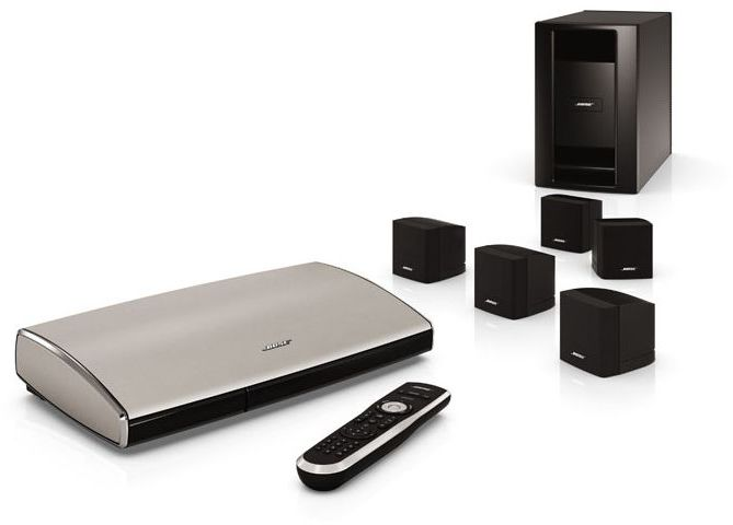 bose lifestyle 510 surround lautsprechersystem tests. Black Bedroom Furniture Sets. Home Design Ideas