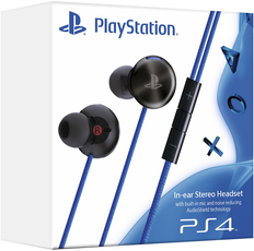 Produktfoto Sony IN-EAR Stereo Headset PS4