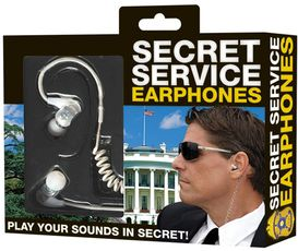Produktfoto Fizz Secret Service Earphones