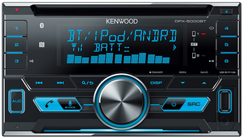 Produktfoto Kenwood DPX-5000BT