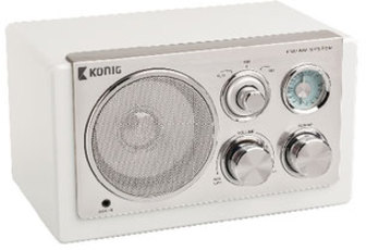 Produktfoto König Electronic Retro HAV-TR1200