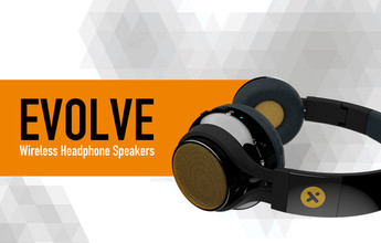 Produktfoto X-Mini Evolve Wireless Headphone Speaker