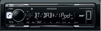 Produktfoto Kenwood KMM-BT502DAB