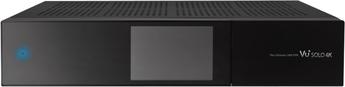 Produktfoto Vu+ SOLO 4K 2X DVB-S2 FBC / 1X DVB-S2