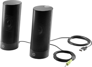 Produktfoto HP N3R89AA USB Business Speakers