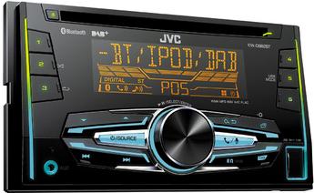 Produktfoto JVC KW-DB92BT