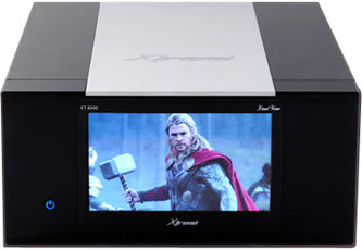 Produktfoto XTREND ET 8500 HD 2 X DVB-C/T2