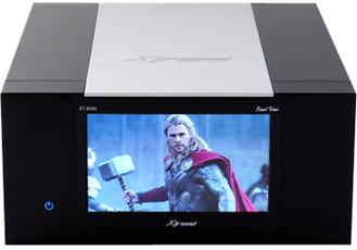 Produktfoto XTREND ET 8500 HD 3 X DVB-C / 1 X DVB-S2