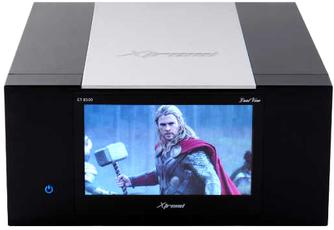 Produktfoto XTREND ET 8500 HD 2 X DVB-S2 / 2 X DVB-C/T2
