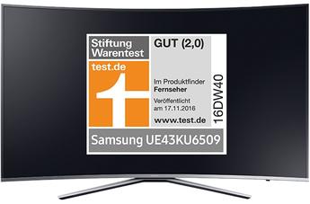 Produktfoto Samsung UE43KU6509
