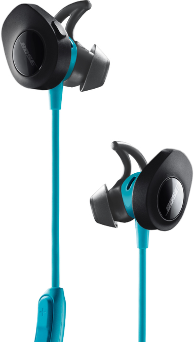 bose soundsport wireless bluetooth in ear headset tests. Black Bedroom Furniture Sets. Home Design Ideas