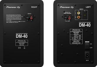 Produktfoto Pioneer DM-40