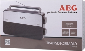 Produktfoto AEG TR 4152