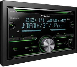 Produktfoto Pioneer FH-X840DAB