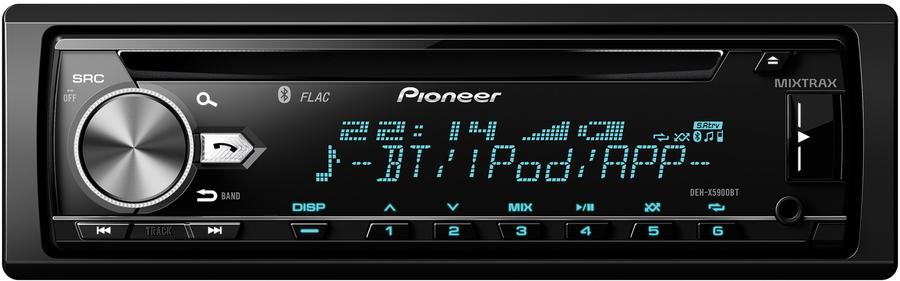 Produktbild pioneer deh-x5900bt