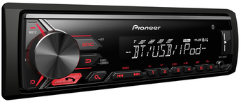Produktfoto Pioneer MVH-390BT