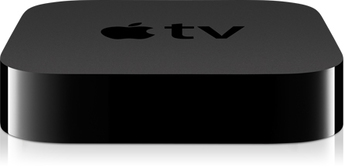 Produktfoto Apple MC572FD/A Apple TV 2GEN