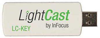 Produktfoto Infocus Lightcast Wireless Adapter KEY