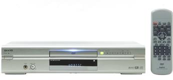 Produktfoto Sanyo DVD 6000
