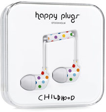 Produktfoto HAPPY PLUGS IN-EAR Childhood Collection