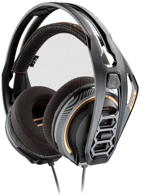 Plantronics RIG 400 WITH Dolby Atmos Gaming-Headset: Tests